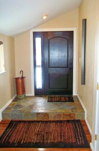 Welcome ~ Entry Way