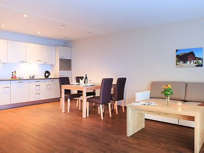 Photo for Apartment Wohntel in Sevelen - 4 persons, 1 bedrooms