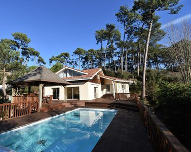 Photo for HOSSEGOR VILLA WITH POOL