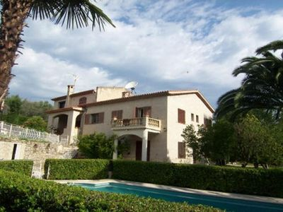Photo for Rental house St Martin du Var Alpes Maritimes 6 persons, air-conditioned