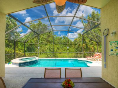 Photo for Child Friendly, Very Private Pool, Arcade, Minutes to Disney - VIRTUAL TOUR