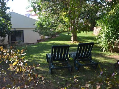 Photo for 2 bedroom townhouse with beautiful garden close to historic centre of Silves