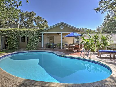 Photo for House w/Private Pool 12 Miles from DT San Antonio!