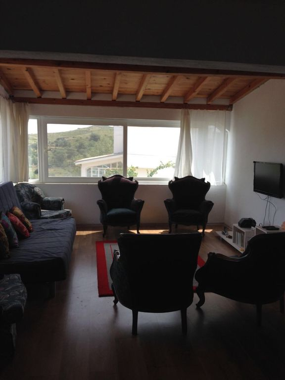 An Apartment In Datça Mandalya With Private Entrance And A Terrace Sea View