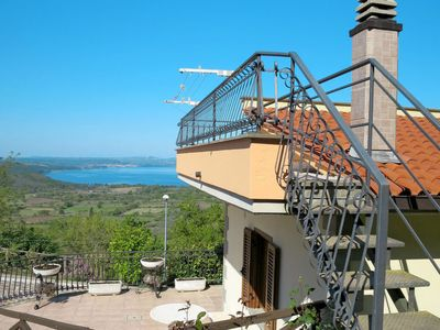 Photo for Vacation home Casa Martina (BOL550) in Lago di Bolsena - 5 persons, 2 bedrooms