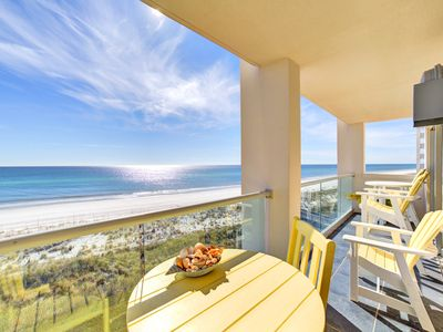 Photo for Fabulous Gulf Front Condo on 5th floor - 2 bedroom