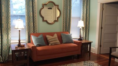 Downtown Suite, Fully Furnished,  1- Bedroom /1 Bath, Work Out Room