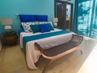 Photo for Luxurious apartment with ocean view acqua 302