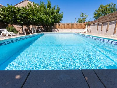 Photo for Wine maker's house with a pool