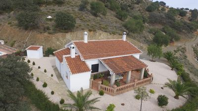 Photo for Nice house with pool, garden and fireplace in El Chorro, Málaga