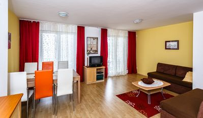 Photo for Holiday apartment Krk city, House Magdalena quiet location
