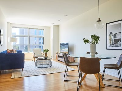 Photo for Vibrant 2BR in South End by Sonder