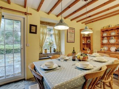 Photo for Vacation home Crugmeer in Wadebridge - Padstow - 6 persons, 3 bedrooms