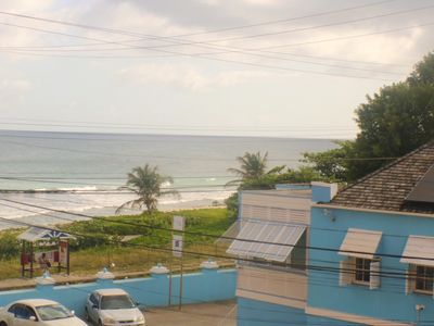 Photo for Island Time Apartment - Hastings, South Coast of Barbados