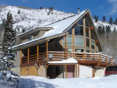 Photo for Winter Fun at PIne Tree Cabin