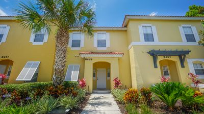 Photo for Crystal Cove - Charming 3 bedroom townhome in Emerald Island Resort. GREAT RATES