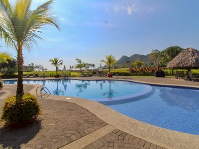 Photo for Costa Rica Dream Vacation - Luxurious Condo w/Ocean, Golf & Mountain Views