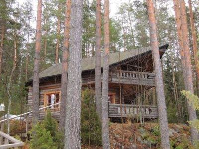 Photo for Vacation home Mäntyniemi in Rääkkylä - 4 persons, 1 bedrooms