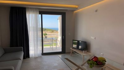 Photo for Adult only accommodation for active  vacationers, nature & beach lovers!  Unit 3