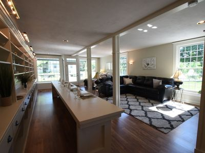 Photo for 2BR Apartment Vacation Rental in Skaneateles, New York