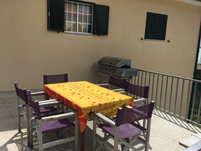 Photo for casa do sol (apartment located in a private house in total dependency)
