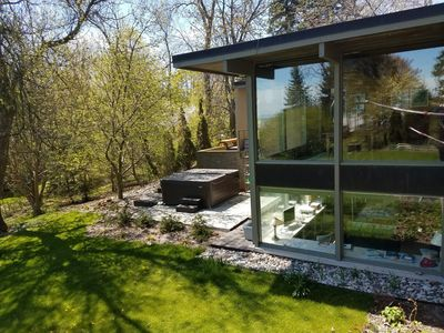 Photo for Mid-Century Modern Gem With Shared Lake Michigan Access