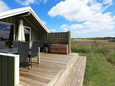 Photo for Beautiful Holiday Home in Jerup with Whirlpool and Sauna