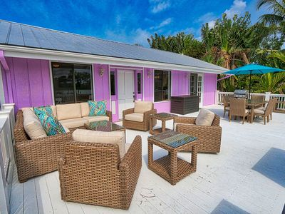 Photo for Newly Remodeled Two Bedroom Captiva Home - Angels On The Bay