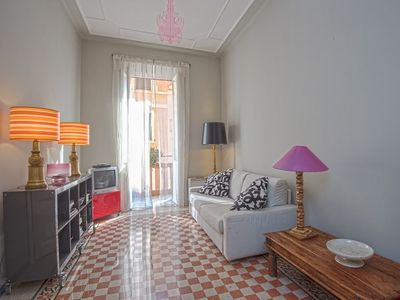 Photo for Apartment in Rome with Internet, Air conditioning, Lift, Washing machine (11173)