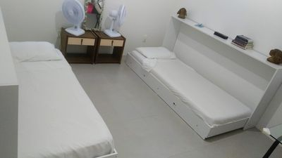 Photo for 5 min beach of Villas; simple, clean and good price