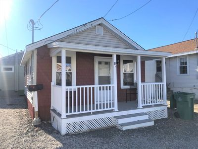 Photo for Cute renovated cottage just a short walk to the beach & boardwalk