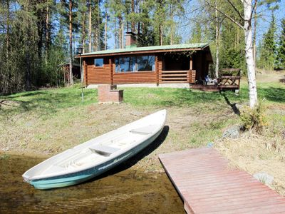 Photo for Vacation home Salmi (FIJ014) in Leppävirta - 5 persons, 2 bedrooms