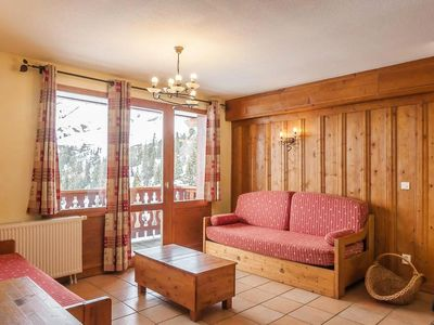 Photo for Residence Les Balcons Belle Plagne **** - 3 Rooms 4/6 People