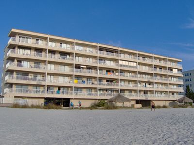Photo for Beautiful 3 Bedroom Direct Gulf Front Condo 3rd Floor
