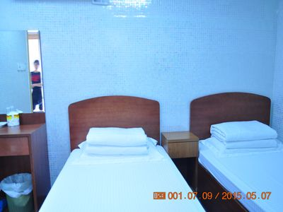 Photo for Twin Beds Room at Great Location