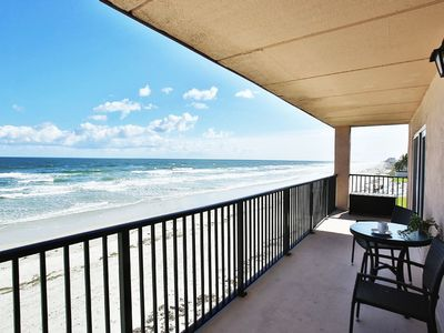 Photo for 4495 S. Atlantic Ave #306S 2/2 Ocean front