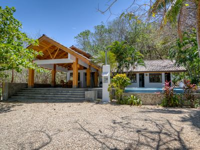 Photo for Secluded family home right on South Guiones Beach!