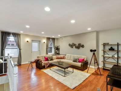 Photo for The Dreamers Penthouse-Funky 3BD in Center City
