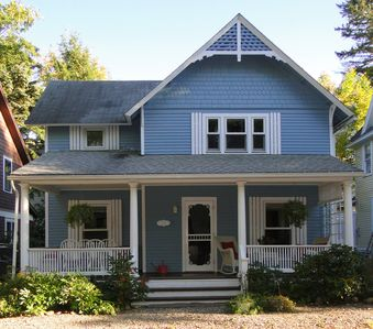 Photo for Authentic Chautauqua Institution Cottage, great location, 39 Foster, Whole House