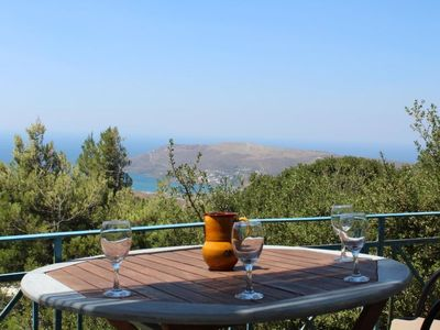 Photo for 2BR Villa Vacation Rental in Andros