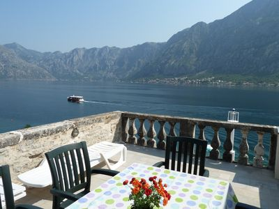 Photo for 3BR Apartment Vacation Rental in Prcanj, Kotor