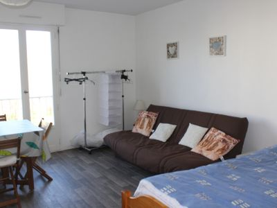 Photo for Studio 28m2 Saint Malo Ideal Holidays or Student