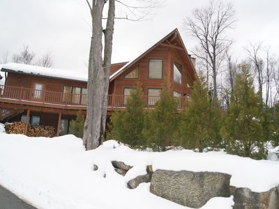 Photo for Bretton Woods Ski Area, Wifi, Parking, Shuttle, Spacious and Private home