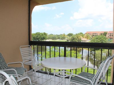 Photo for Awesome East Delray Beach Condo With Waterfront View. 1 Mile To The Beach