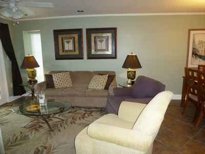 Photo for 3BR/3BA O/FRONT: WK'S OF JULY 27-AUG 3 OR AUG 3-10 AVAILABLE DON'T MISS THIS 1
