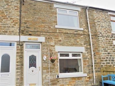 Photo for Cosy but surprisingly spacious cottage in the Durham Dales