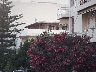 Photo for Comfortable apt for families in a beautiful central area ☆ 10min from the beach!