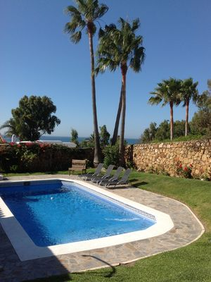 Photo for Casita with pool and sea views near Sotogrande/Duquesa