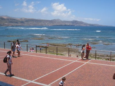 Photo for 1BR Apartment Vacation Rental in Las Palmasde Gran Canaria