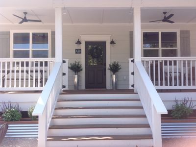 Photo for NEW! 2BED 2 BATH SEQUOIA R&R HOME/COTTAGE..1200 SQ. FT. BEAUTIFULLY CONSTRUCTED!